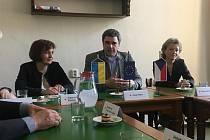 Kraj Vysočina s Zakarpaskou oblastí aktivně spolupracuje.