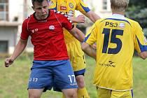 Smolný mač. Jihlavský výběr U17 podal v Opavě solidní výkon, ale protože se před domácí brankou neprosadil, odvezl si domů porážku 0:2.