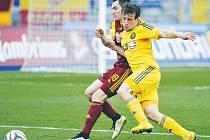 Vysočina chtěla proti Dukle potvrdit dobrou formu a zaútočit na 5. místo. Pražané však dokázali vývoj utkání otočit a z Jihlavy si odvezli všechny body.