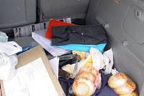 Afghánská rodina cestovala z Maďarska do Německa, v Česku ale jejich cesta skončila.