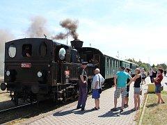 V rámci celého programu Parního léta bylo v Telči otevřeno také muzeum.