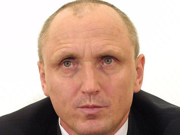 ředitel třebíčské nemocnice Petr Mayer