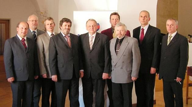 Krajské předsednictvo KDU-ČSL na Vysočině