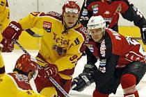 Hokej Dukla - Havířov.