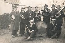 Hrbov u Polné se chlubil už před rokem 1930 desetičlennou dechovou kapelou.