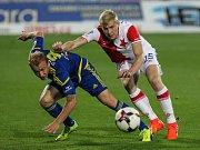 4. utkání MOL CUPu mezi FC Vysočina Jihlava a SK Slavia Praha