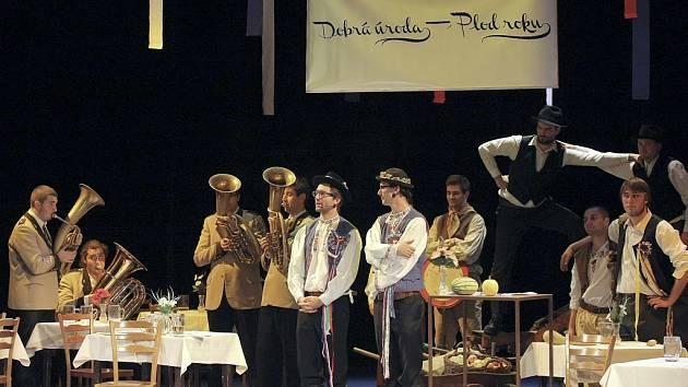 Ve čtvrtek večer odstartoval v Jihlavě sedmnáctý ročník mezinárodního festivalu.