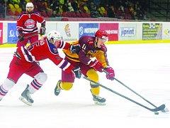 Po sobotním utkání proti Havlíčkovu Brodu čeká fanoušky Dukly nyní menší hokejová dieta. Jihlavští odehrají nejbližší čtyři duely na ledech soupeřů, doma se do konce základní části představí už jen dvakrát.