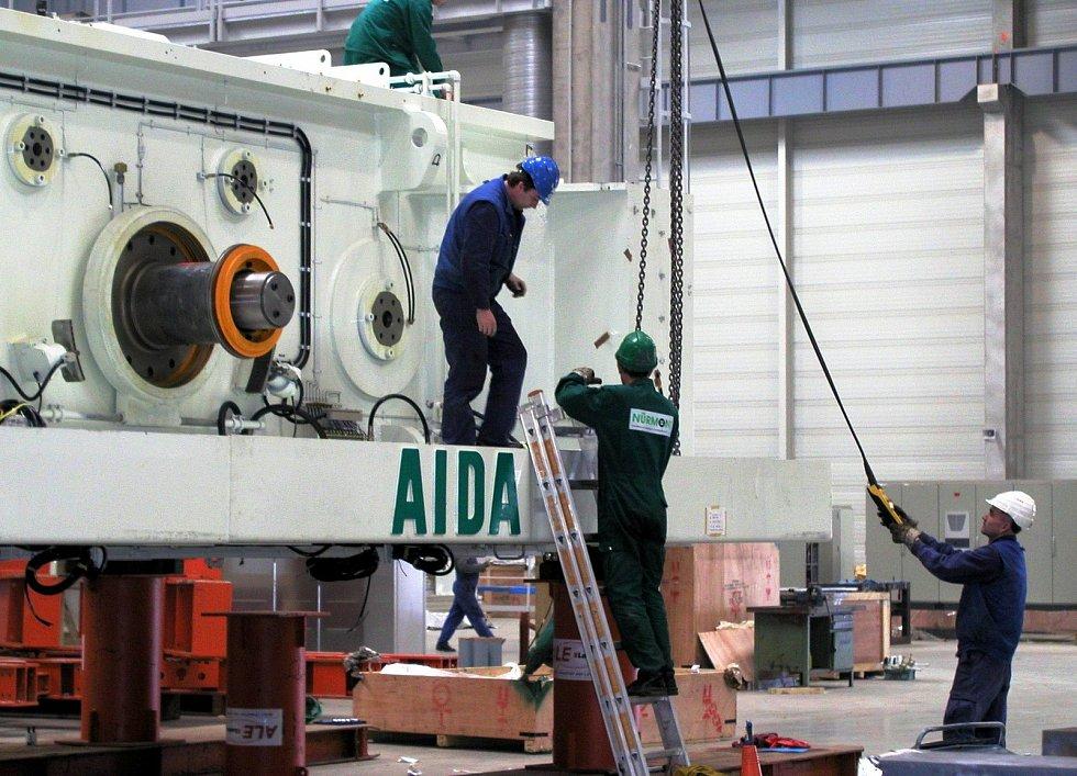Víc než tisícovku zaměstnanců musí povinně otestovat havlíčkobrodská Futaba.
