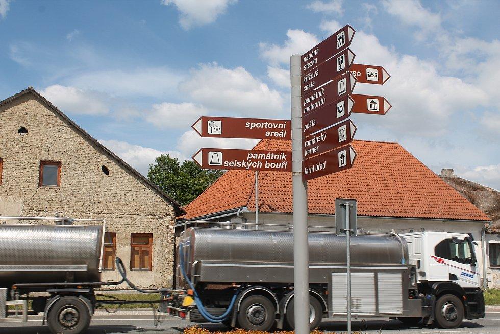 Stonařov nabízí celou řadu možných výletních cílů.