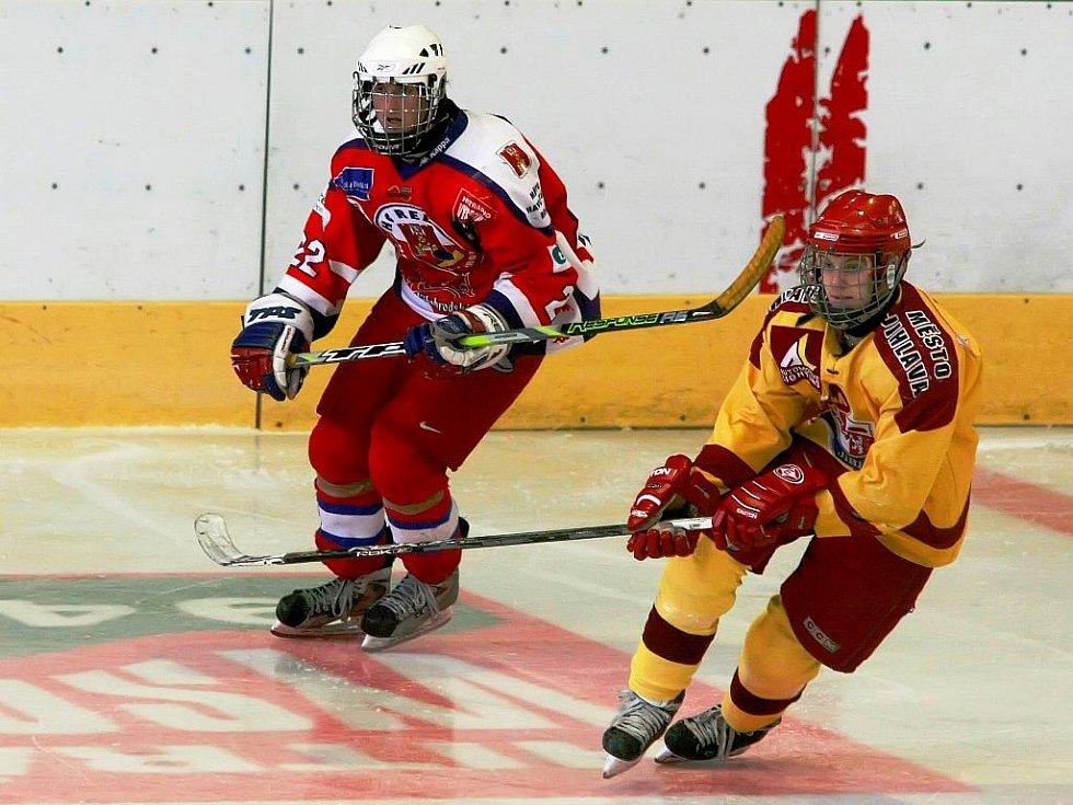 Starší dorostenci Dukly Jihlava si po výhře s Libercem vyšlápli na Hradec Králové, odkud si také přivezli tři body