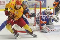 Ačkoliv byli hokejisté jihlavské Dukly v utkání s Litoměřicemi aktivní, nedokázali dostat ani jeden kotouč za Králova záda. K nejaktivnějším hokejistům patřil právě Čachotský, jehož příležitost ze druhé třetiny Král zlikvidoval.