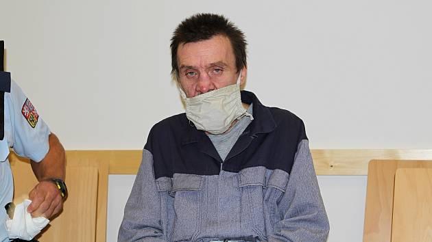 Bezdomovec v Jihlavě ukradl syrečky.  Půjde na dva roky do vězení