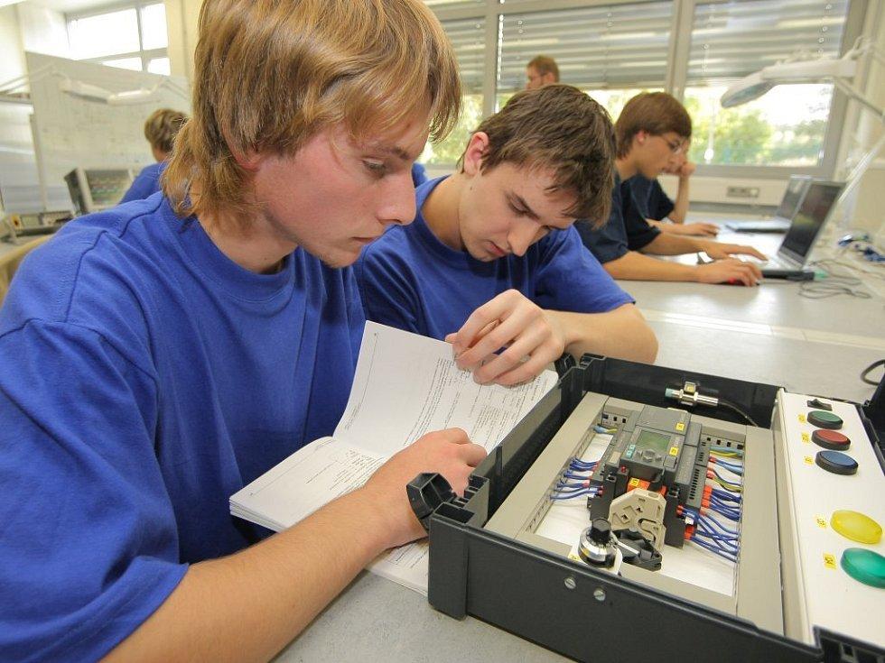 Bosch Diesel otevřel firemní školící středisko.