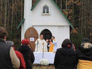 U kaple zavzpomínali na předčasně narozené děti