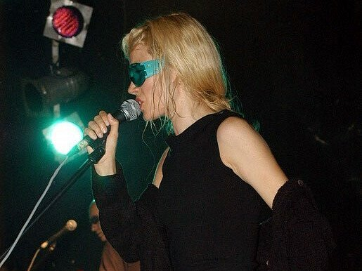 La Petite Sonja ze skupiny Moimir Papalescu & The Nihilists