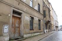 Část jihlavského magistrátu by se mohla přestěhovat už za dva roky, bude mít zrekonstruované domy na adrese U Mincovny 6 a 8.