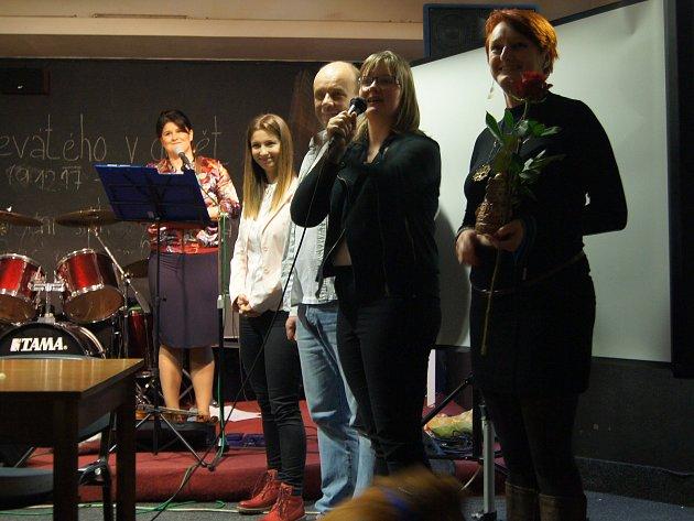 Dobroch 2017 se letos odehrál v Divadelním klubu Horáckého divadla.