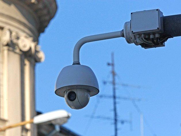 Průmyslová kamera - Ilustrační foto
