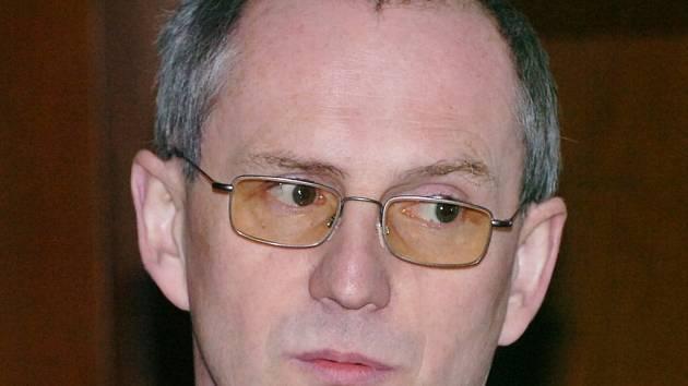 Primář oddělení ARO nemocnice v Havlíčkově Brodě Pavel Longin.