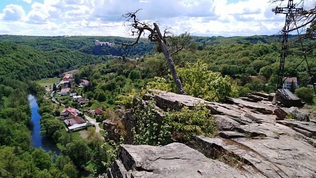 Výlet do Vranova nad Dyjí může být pestrý.
