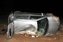 Nehoda. Ilustrační foto