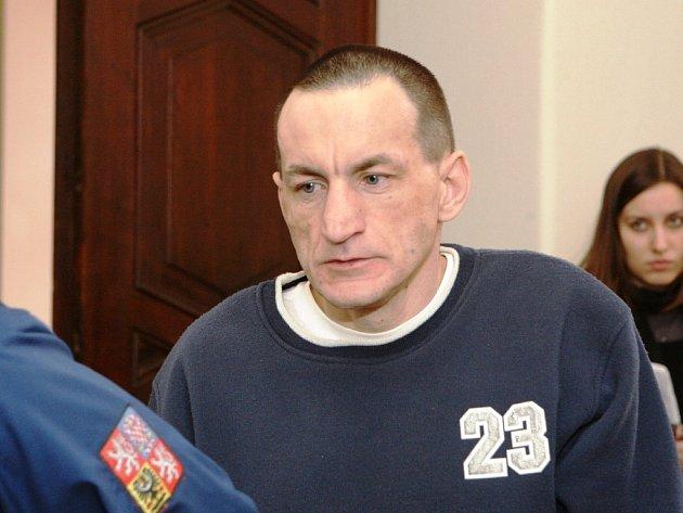 Josef Červenák - Brutální vrah z loňského léta