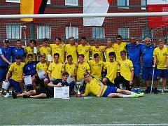 Fotbalisté jihlavského FC Vysočina drželi na All Stars Cupu krok s věhlasnými kluby.