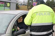 Policejní kontroly.