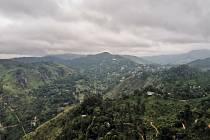 Cestování po Srí Lance.