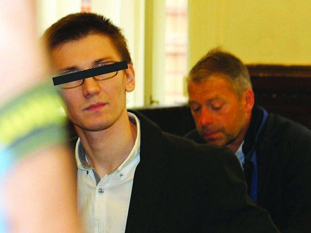 Houslista má jít za vraždu matky a bratra na dvacet let za mříže