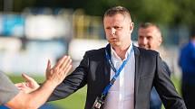 Utkání proti Ústí nad Labem bylo pro jihlavského trenéra Radima Kučeru posledním na lavičce Vysočiny.