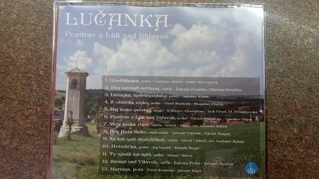 Lučanka má své první CD a Jaroslav Hájek dvaapadesátou písničku pro města a obce v Česku.