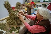 Přípravy na Velikonoční ateliér Jihlava