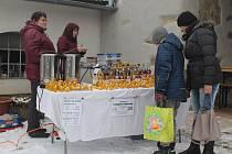 V Kamenici i v Lukách nad Jihlavou se dala pořídit zejména vánoční dekorace.