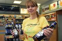 Vzrůstající zájem o nealkoholické pivo zaznamenali také prodejci na bezinových čerpacích stanicích.