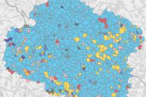 Takto volila Vysočina v posledních parlamentních volbách v roce 2017.