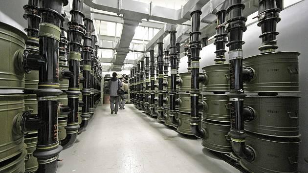 Vojenský bunkr S-7 byl odtajněn v roce 2012.