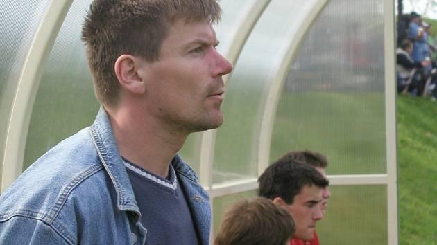 Ve Stonařově beze změn? Stonařovský Zdeněk Štancl chtěl skončit, ale tým s největší pravděpodobností povede i v příští sezoně.