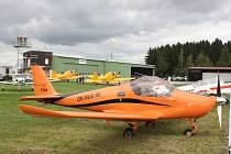Na jihlavském Henčově se shromáždí koncem prázdnin více letadel. Připravuje se Horácký letecký den.