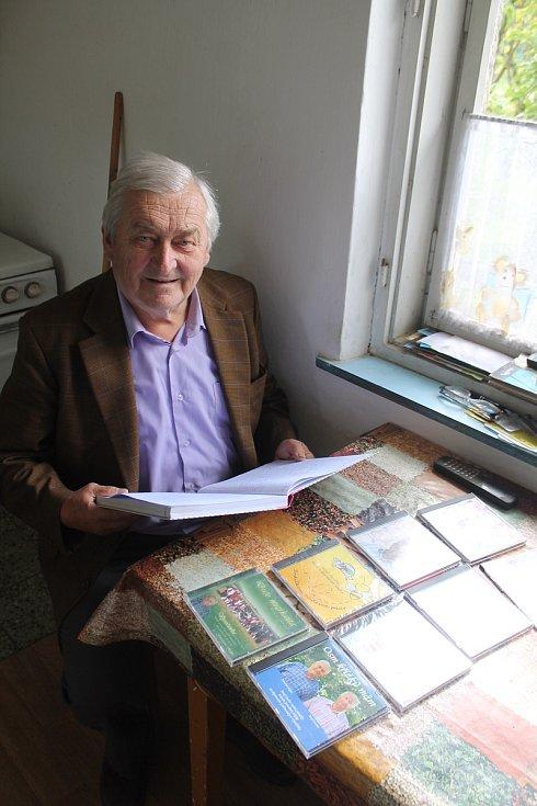 Jaroslav Hájek z Kališť na Jihlavsku.