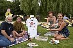 Piknik v Telči