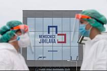 Nemocnice Jihlava. Ilustrační foto.