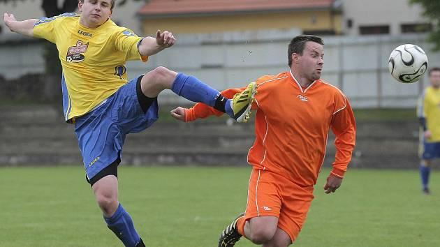 O víkendu jsou na programu zápasy 4. kola mužských okresních soutěží.