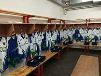 V Jihlavě je již vše připraveno na start kempu talentovaných hokejistů.