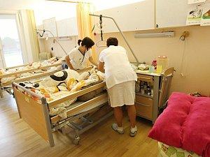 Zájemce provedou Stanicí paliativní péče v nemocnici