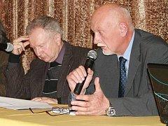 Hynek Blaško (vpravo)