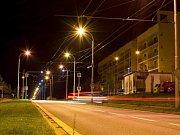 Jihlava chce celý systém veřejného osvětlení obměnit do dvaceti let.