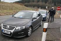 Dálnici D1 od ledna křižují nová rychlá speciálně upravená policejní auta Volkswagen Passat