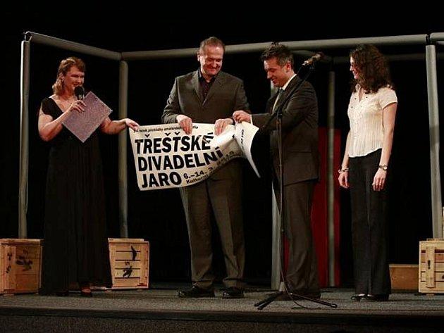 Začátek přehlídky se blíží. Třešťské divadelní jaro začne už ve čtvrtek 3. března.